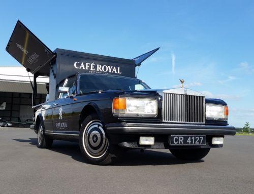 Rolls Royce von Café Royal