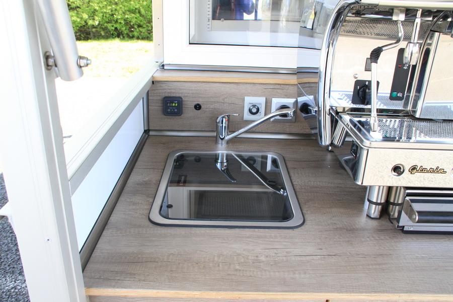 Hygienesystem Fiat Doblo cafe Mobil
