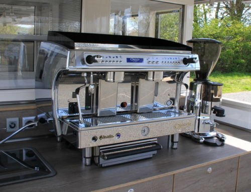 Astoria Gloria Espressomaschine
