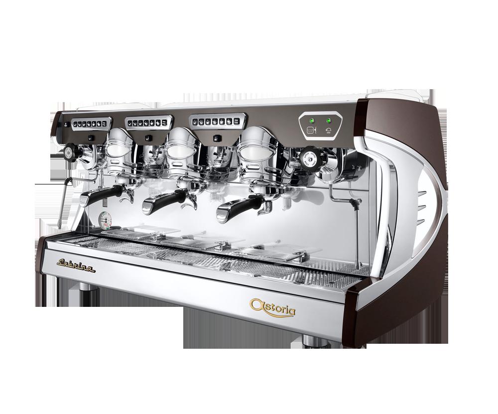 Astoria Sabrina Espressomaschinen
