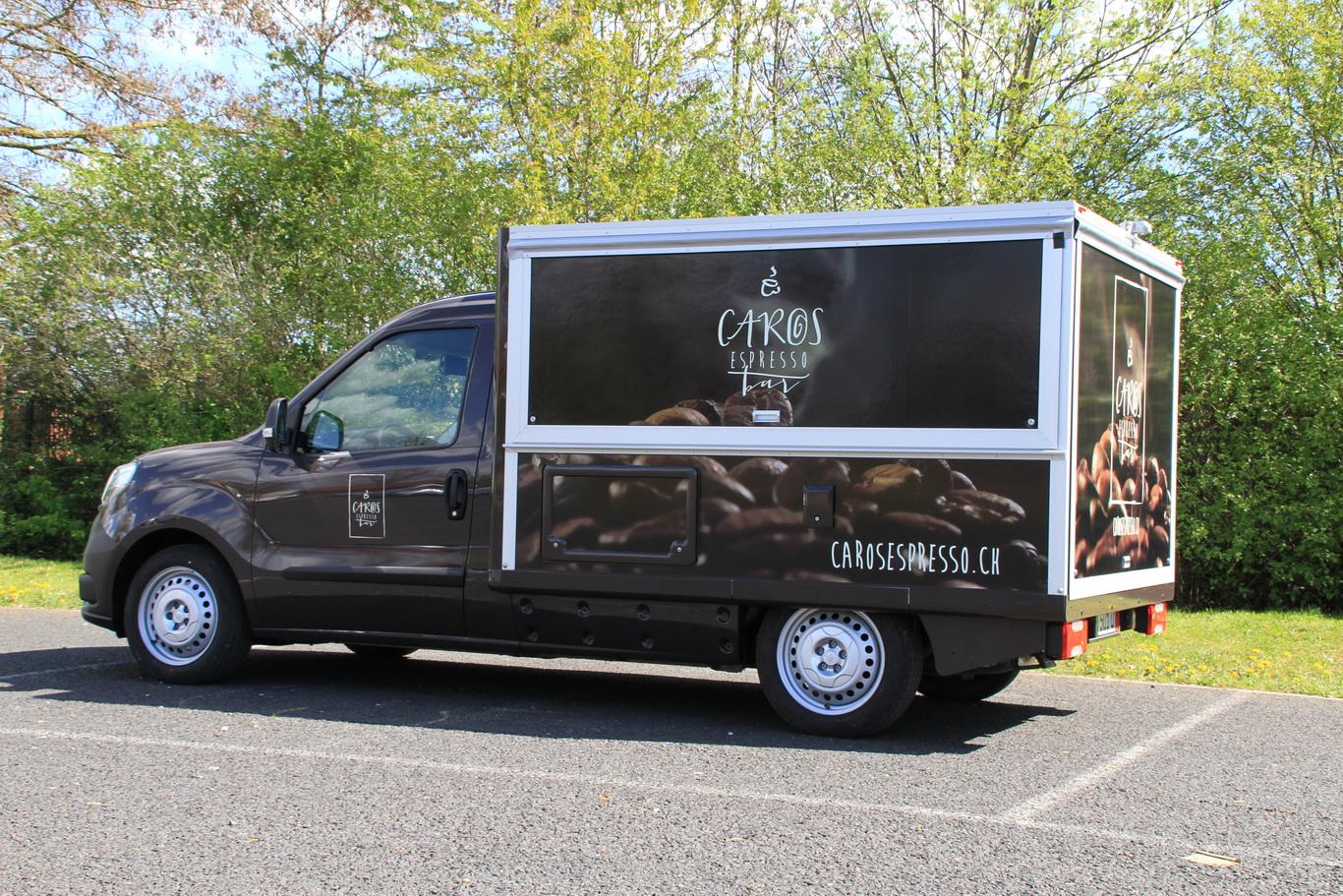 Fiat Doblo Espresso Mobil
