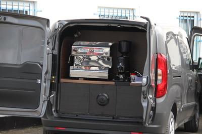 Fiat Doblo Café Mobil Basic