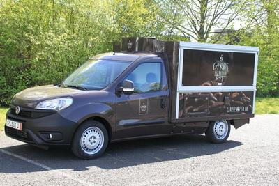 Fiat Doblo Black Edition Café Mobil