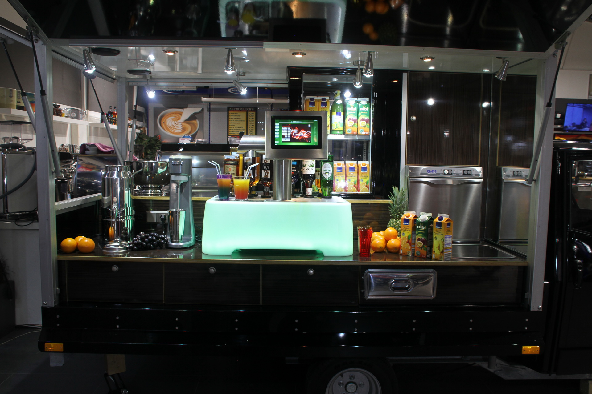 Ape 1200 Cocktail Mobil