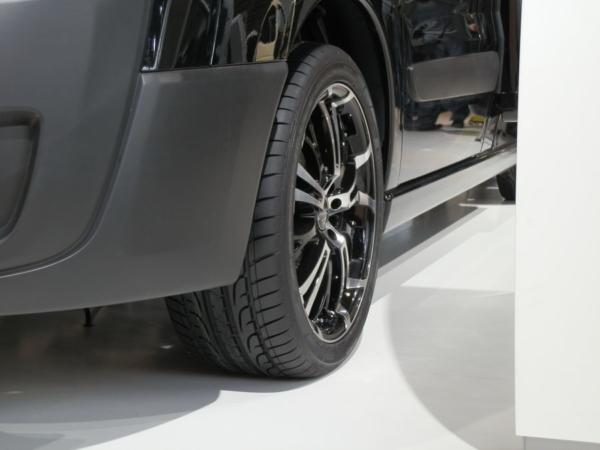 Sonderfelgen Peugeot Expert Black Edition Cafe