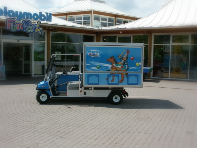Playmobil Food Mobil 01