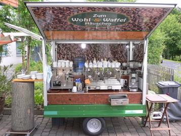 Kaffee Anhänger 1200