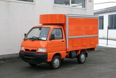 Piaggio Porter Maxi 200