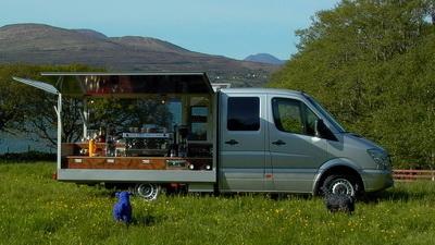 MB Sprinter Espressomobil