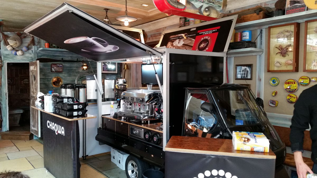 Ape 1200 Café Rust 2016