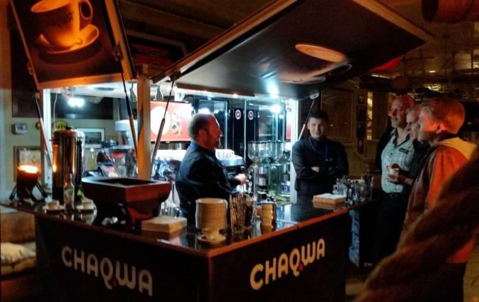 Ape 1200 Chaqwa Café Mobil
