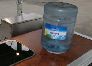 Quellwassersystem Schira Mobil