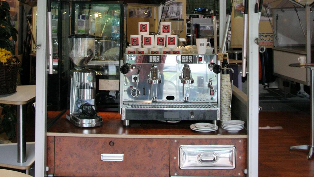 Espressomobil Coffeebox Gebraucht