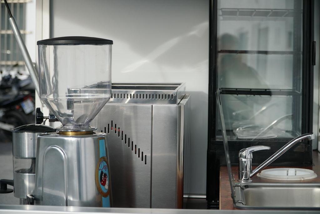 Coffeebox das kleine Espressomobil. Diadema Espressomaschine