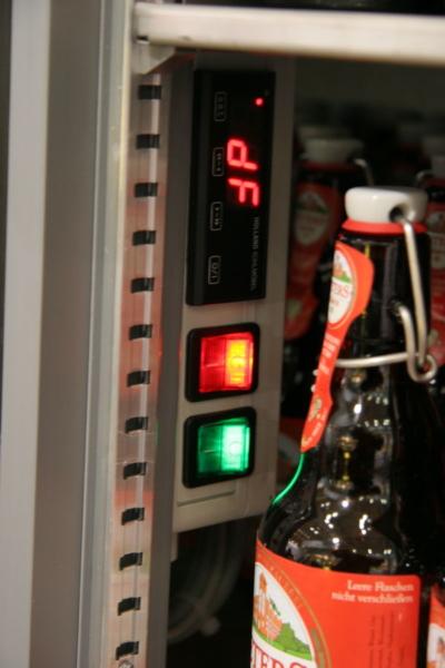 Ape 1200 AFG Kühlsteuerung Bedienteil