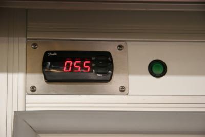 Ape 1200 AFG Kühlsteuerung Flaschenkühlhaus