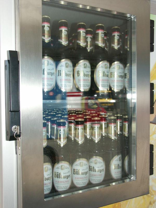 Ape Biermobil das promotion Mobil für den Getränkefachgroßhändler