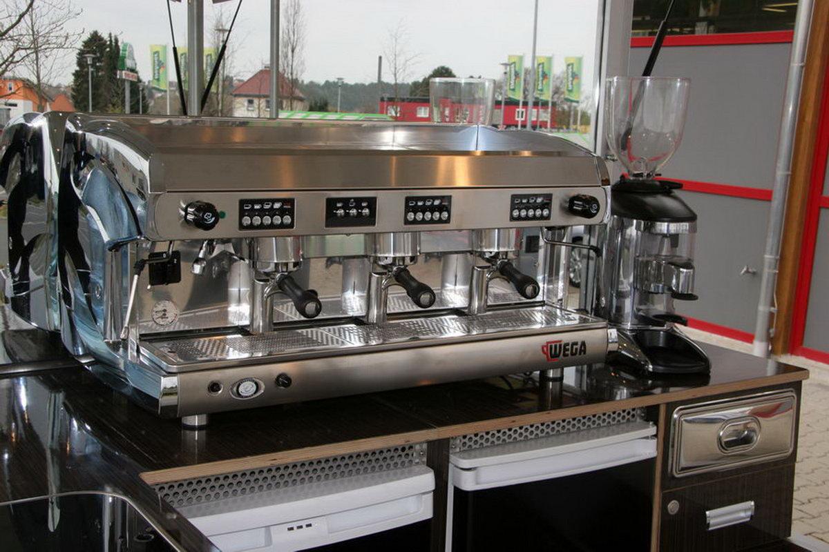 Der große Kaffee Expert Black Edition Innensteher