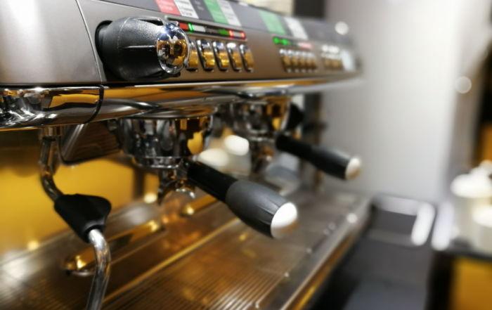 Fashion Dinner 2018 McCafe und dem Kaffeemobil mit Cimbali