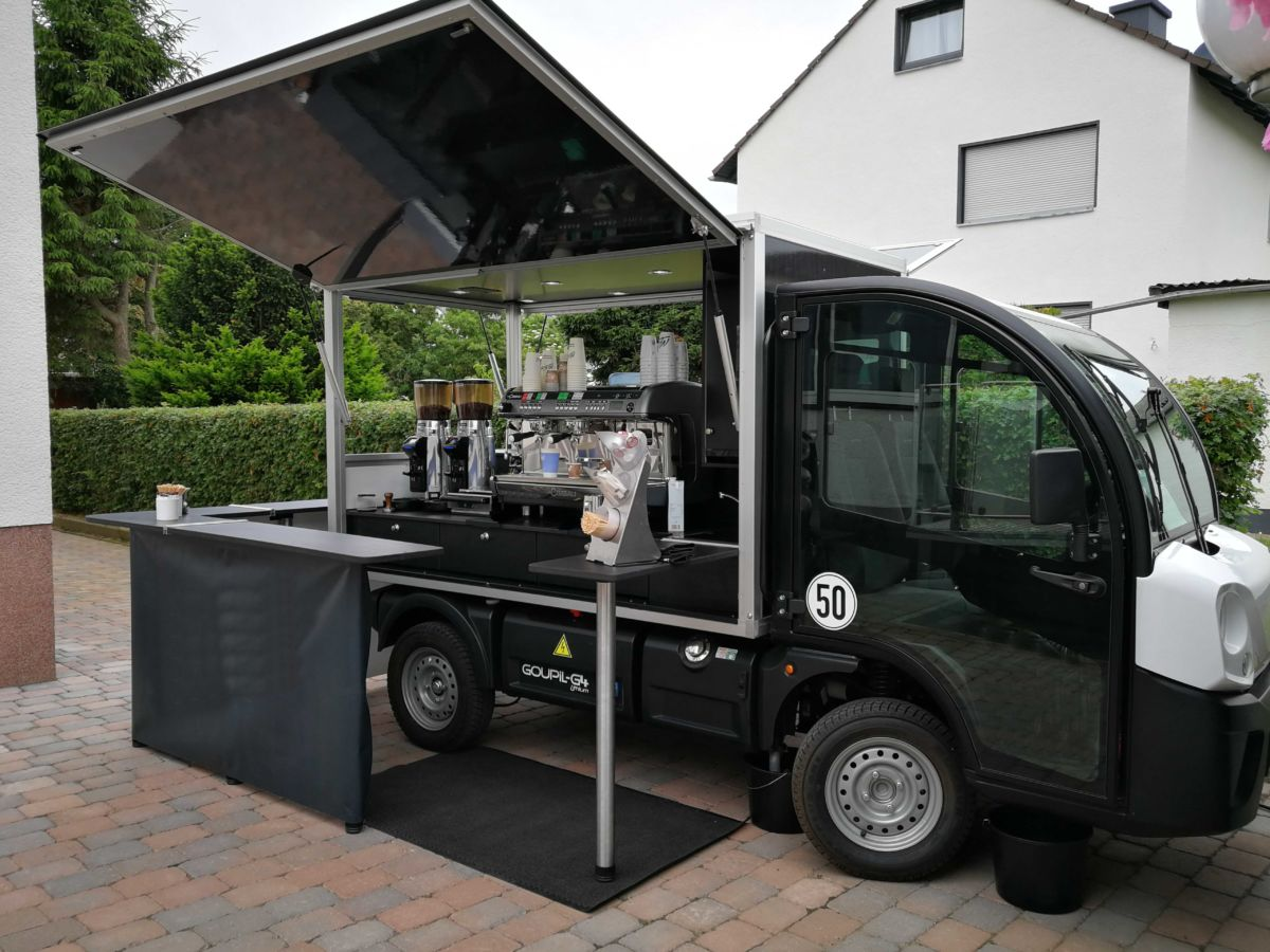 APE TM 703 Kaffeemobil