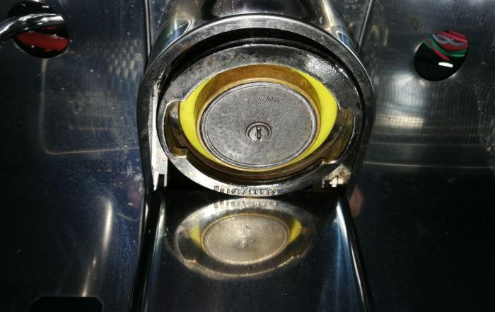 Flexi Dichtung E 61 Brühgruppe für die Espressomaschine