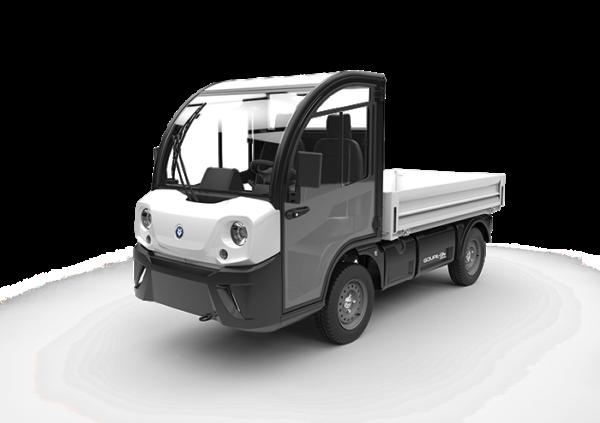 Polaris G4 Elektromobil Fahrgestell Basifahrzeug