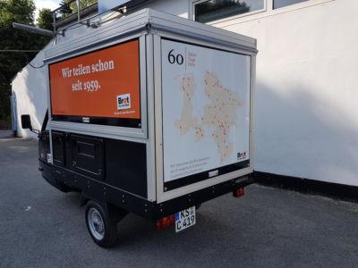 APE TM 703 Promotion Mobil Brot für die Welt