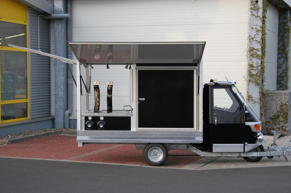 APE1300 Biermobil