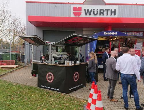 Schira Café bei Würth