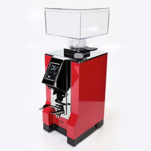 Eureka Mignon Magnifico Rot Kaffeemühle