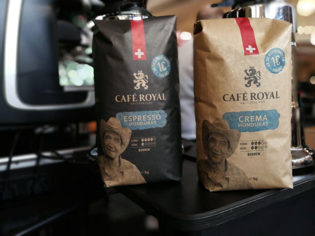 Landrover Defender Kaffeemobil