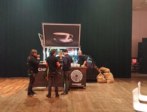Kick Off Event mit Chaqwa in Stuttgart