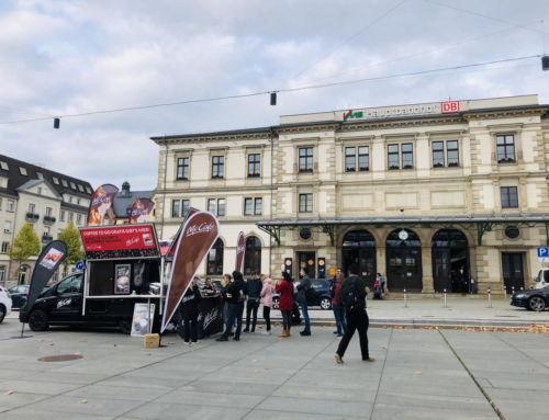 McCafé Roadshow mit Radio Energy Sachsen