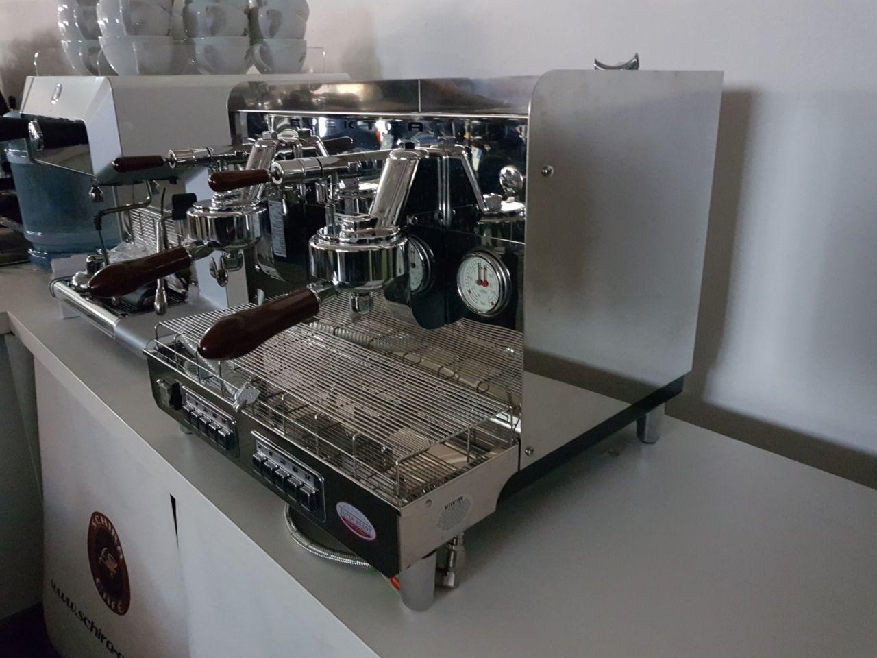 Elektra Espressomaschine Sixties
