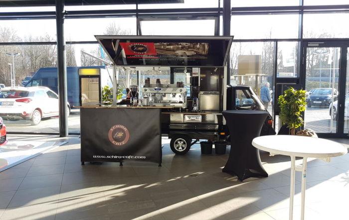 APE Espressomobil bei Einfach Nordhessen