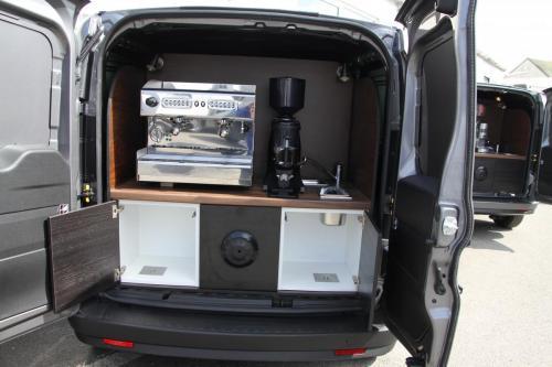 Fiat Doblo Espressomobil Einschubsystem Basic