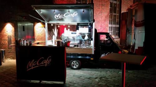 McCafé Ape Berlin 2018