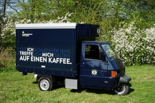 Ape TM Kaffeemobil