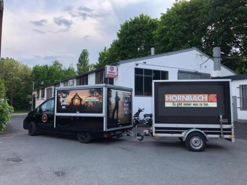 Hornbach - Der Morgen gehöhrt uns