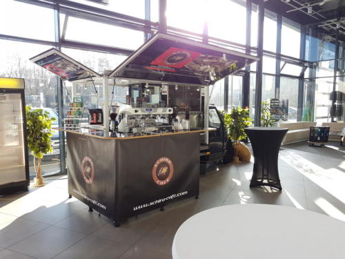 APE1200 Espressomobil