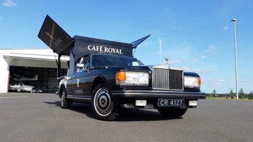Rolls Roycs Café Royal