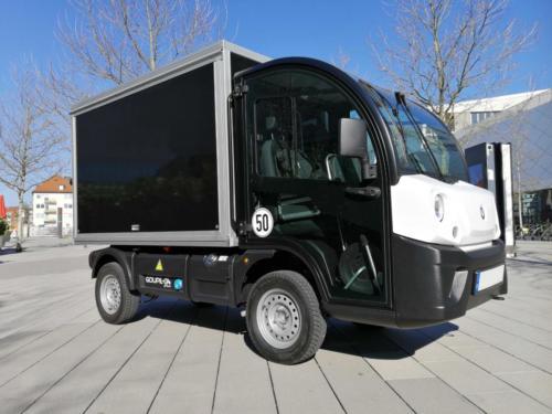 Polaris Goupil G4 Elektromobil