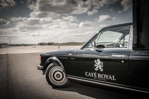 Cafe Royal Rolls Royce Espresso Mobil