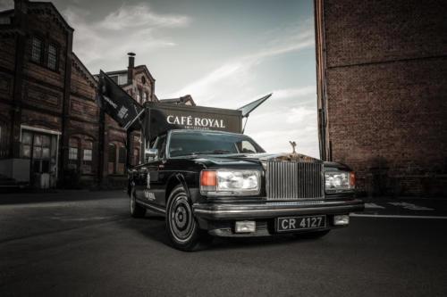 Rolls Royce Espresso Mobil