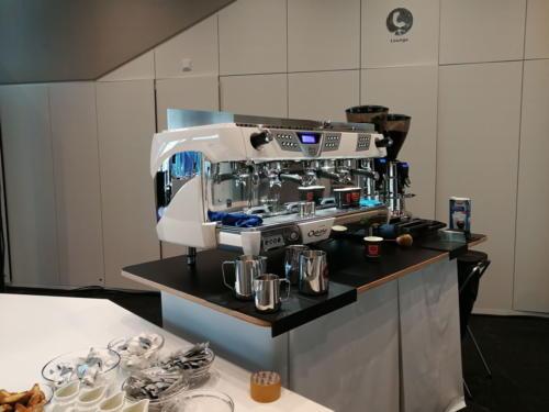 Mobile Espresso Theken im Einsatz