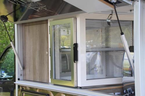 Fiat Doblo die mobile Kaffeebar für den Barista.
