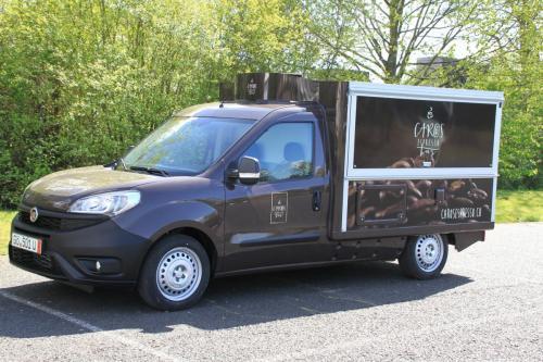 Fiat Doblo Black Edition Café